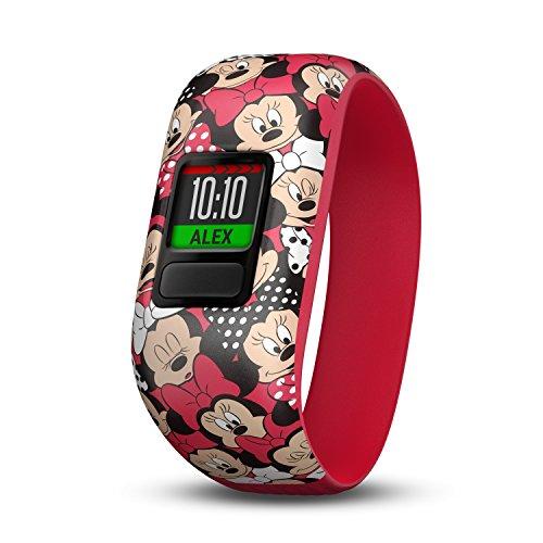 Garmin Kinder Jr. 2 Disney Minnie Mouse Größe Vivofit Jr.2 Wechselarmband, Disney Minnie Maus, XS