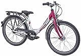 Mammut Kinderfahrrad - Mädchen Fahrrad 24 Zoll