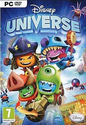 PC Disney Universe deutsch USK6, Disneys Universum, Kostüm Party, Familienspiel, Game, (Disney Universe Kostüme)