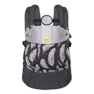 LÍLLÉbaby  Complete All Seasons 6-in-1 Baby Carrier, Birds of a Feather