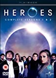 Heroes Series 1 & 2 Box Set [Reino Unido] [DVD]