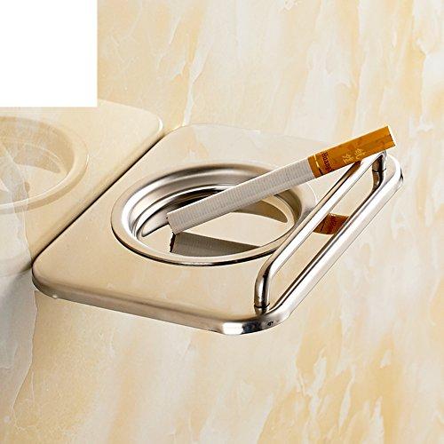 Bagno posacenere/In acciaio inox bagno rack/ si può lasciar andare
