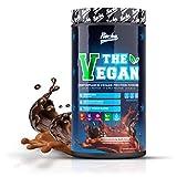 Rocka Nutrition Vegan Protein | Erbsenprotein + Reisprotein + 20% BCAA - Proteinpulver 1 kg...
