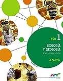 Biología y Geología 1. (Aprender es crecer en conexión) - 9788467850765