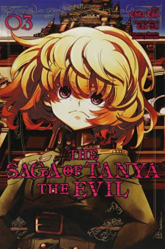 Preisvergleich Produktbild The Saga of Tanya the Evil,  Vol. 3 (manga) (The Saga of Tanya the Evil (manga),  Band 3)