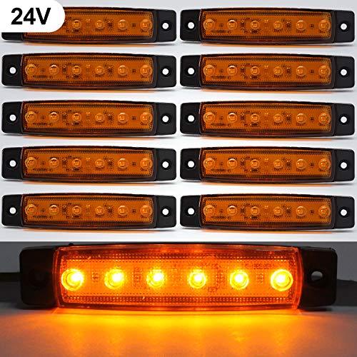 Luces de marcador lateral de LED