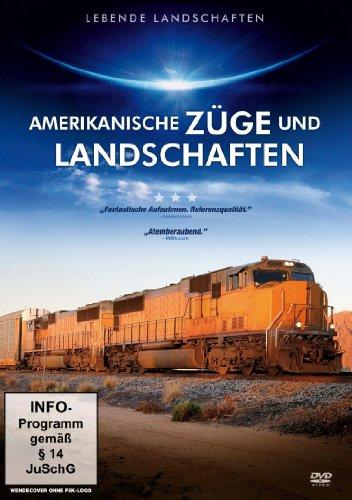 Amerikanische Züge und Landschaften
