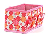 Super UD pequeño plegable multifunción Maquillaje cosmético Caja de almacenamiento contenedor bolsa funda color en al azar