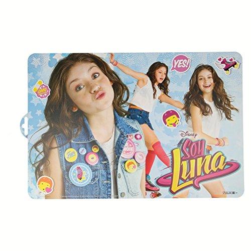 SOY LUNA Ich bin Luna–Untersetzer individuell (Stor 86419)