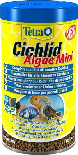 Tetra - 197503 - Cichlid Algae Mini - 500 ml