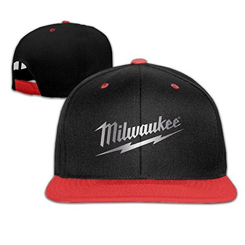 Mensuk Marcus Vick Logo Unisex Fashion Baseball Adjustable Hip Pop Cap Cool Truck Hat Cool Hat Unisex,men And Women Red Red