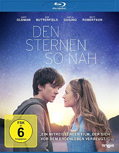 Den Sternen so nah [Blu-ray] (Song Der Trailer)