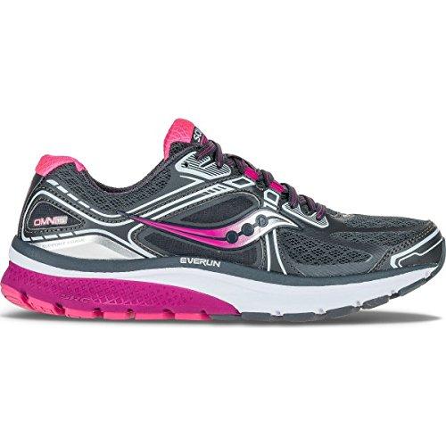 Saucony Omni 15 Lady narrow (S103171), Größe:US 10 - EURO 42 - CM 27 - UK 8 (Womens Running Schuhe-größe 10)
