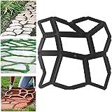 bureze Garten DIY Kunststoff Path Maker Modell