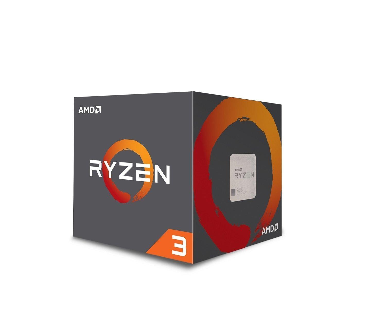 AMD Ryzen 3 1300X 3.5GHz 8MB L3 Box processor - processors (AMD Ryzen 3, 3.5 GHz, Socket AM4, PC, 14