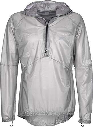 Inov8 Race Ultrashell™ HZ U - Gargoyle Transparent Unisex Waterproof Jacket XS