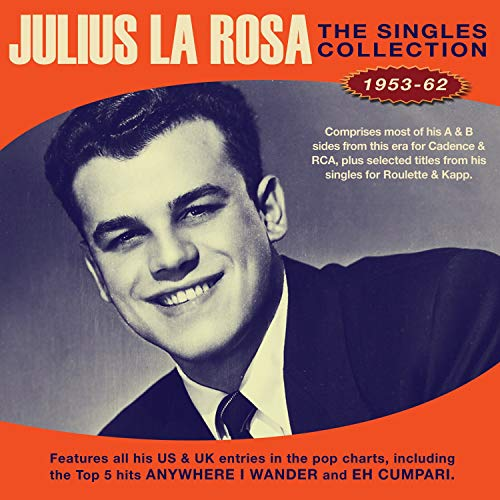 The Singles Collection 1953-62 Rosa Trapez