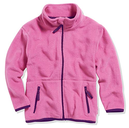 leece farbig abgesetzt Jacke, Rosa (pink 18), 104 ()