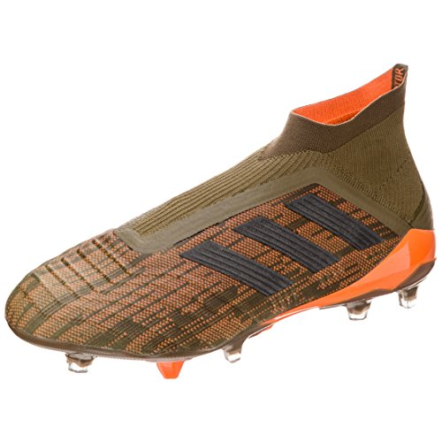 Firm Orange 18 Predator Herren Oliv Grün Orange Ground Oliv adidas Fußballschuhe wWcngWU