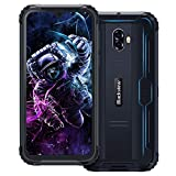 Blackview BV5900 (2019) IP69K Outdoor Smartphone Ohne Vertrag 5,7 Zoll HD+ Waterdrop Display Android 9.0 13MP+5MP Kameras 5580mAh Akku Helio A22 3GB+32GB 4G Robustes Handy- NFC/Fingerabdruck/Face ID