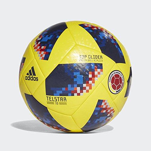 adidas FIFA Fußball-Weltmeisterschaft 18 Kolumbien Ball Byello/Conavy, 5 - Fußball Kolumbien Adidas