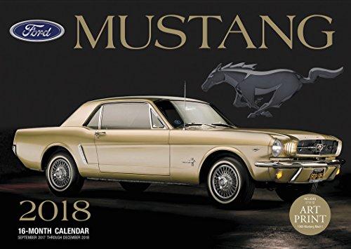 ford-mustang-2018-16-month-calendar-includes-september-2017-through-december-2018-calendars-2018