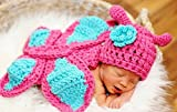 Handmade Newborn Boy Girl Cute Butterfly...
