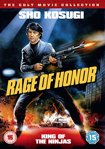 Bild von Rage of Honor [DVD] [UK Import]