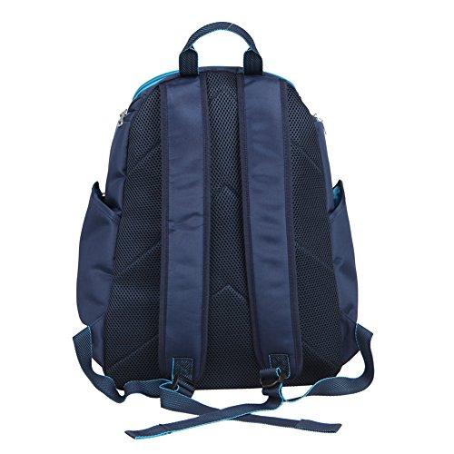 Yodo Nappy Rucksack Wickeltasche für Mom Dad