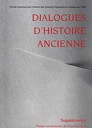 Dialogues d'histoire ancienne : Supplément 6, Diodore d'Agyrion et l'histoire de la Sicile