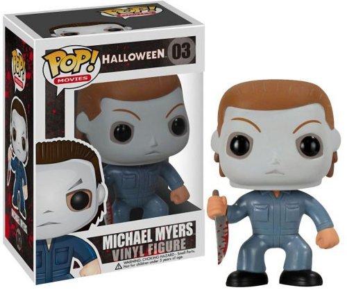 nknown Michael Myers: Funko POP! Horror Movies x Halloween Vinyl Figure