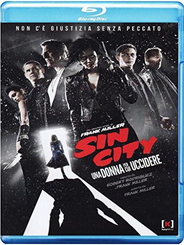 Coverbild: Sin city - Una donna per uccidere