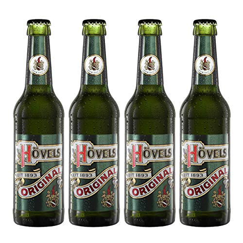 Hövels Original 4x 0,33l MEHRWEG-Flaschen