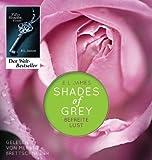 Shades of Grey. Befreite Lust: Band 3 von James. E L (2012) MP3 CD