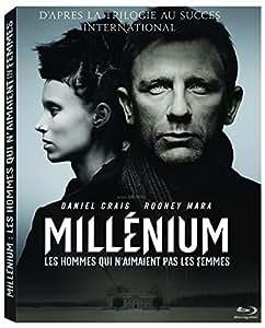 Millénium - les hommes qui n'aimaient pas les femmes [Blu-ray]