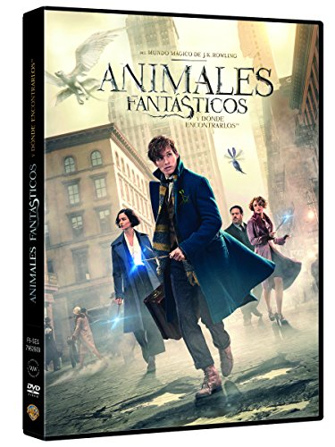 Animales Fantásticos Y Dónde Encontrarlos [DVD]