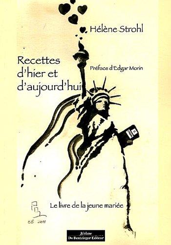 RECETTES D'HIER ET D'AUJOURD'HUI