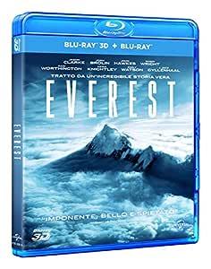 Everest 3D (Blu-Ray 3D + Blu-Ray);Everest