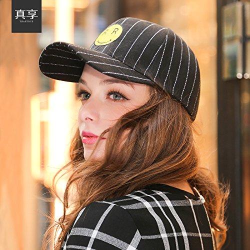 Cap Kinder Fr¨¹hling und Sommer Kampagne Frau Baseball cap Outdoor smiley H¨¹te stilvolle Koreanischen Flut der (Hüte Kampagne)