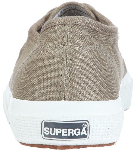 Superga 2750 LINU, Sneaker donna beige (Beige/816 Kaki)