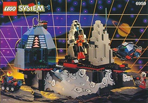 LEGO System Spyrius 6959 Berg der Mutanten (Lego Mission Mars-sets)