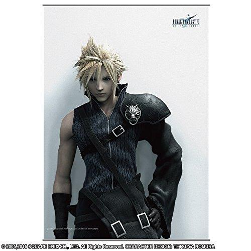 Final Fantasy VII Advent Children - Cloud Strife - Wall Scroll Vol. 2 Cloud Strife Kingdom Hearts