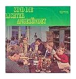 Sind die Lichter angezündet / 1974 / Bildhülle mit bedruckter Original Innenhülle / Eterna 826188 / Deutsche Pressung / 12 Zoll Vinyl Langspiel Schallplatte LP /