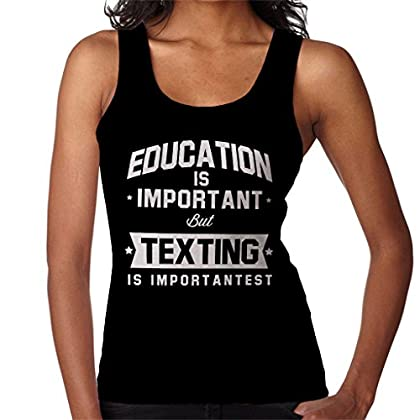 Coto7 Education Is Important But Texting Is Imp...