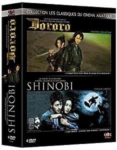 Coffret Shinobi + Dororo -Edition 3 DVD
