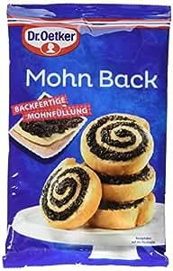 Dr. Oetker Mohn Back, 4er Pack (4 x 250 g)