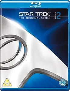 Star Trek: The Original Series - Season 2 [Blu-ray] [1966]