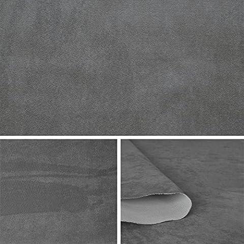 Alicante Tissus d'ameublement gris tissu au mètre T049