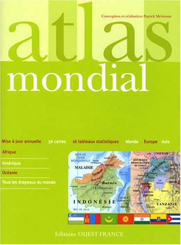 Atlas mondial par Patrick Mérienne