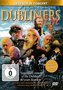 The Dubliners - Live: Legends in Concert [DVD]